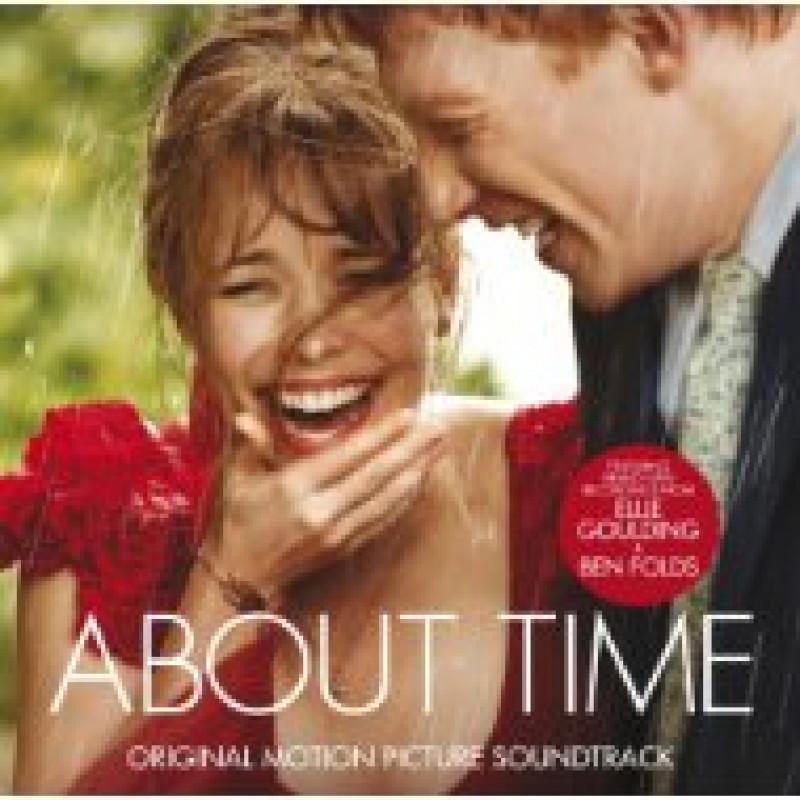 Soundtrack - CD ABOUT TIME / Lásky čas