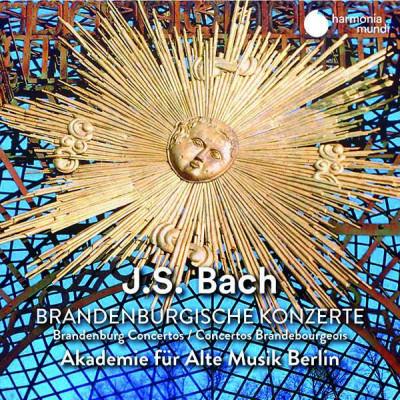 CD BACH, J.S. - BRANDENBURG CONCERTOS