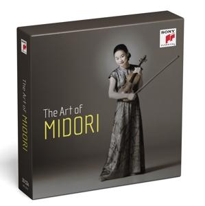 CD MIDORI - The Art of Midori