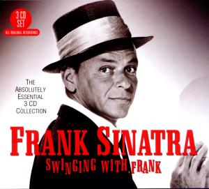 Frank Sinatra - CD SWINGING WITH FRANK