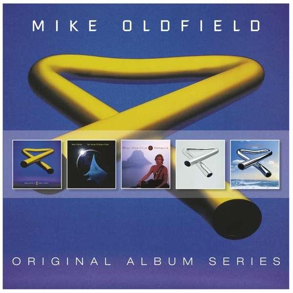 CD OLDFIELD, MIKE - ORIGINAL ALBUM SERIES