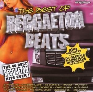CD V/A - BEST OF REGGAETON BEATS