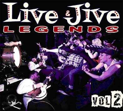 CD V/A - JIVE & LIVE LEGENDS 2