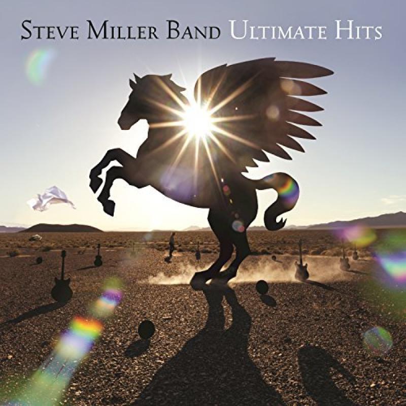 Steve Miller Band - CD ULTIMATE HITS