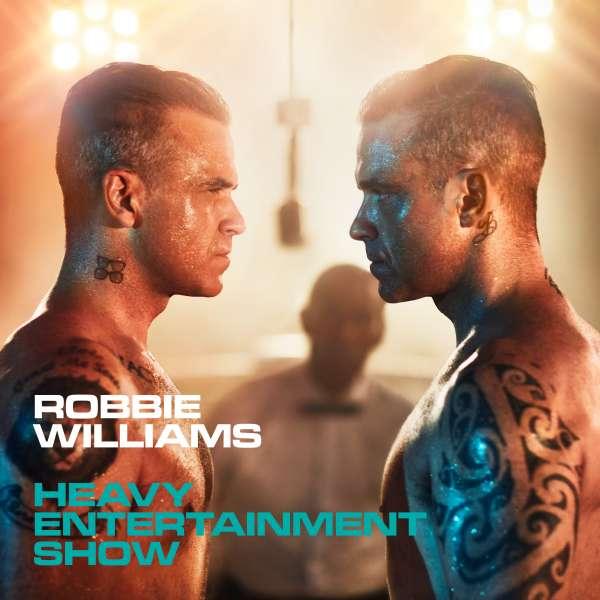 Robbie Williams - CD The Heavy Entertainment Show (