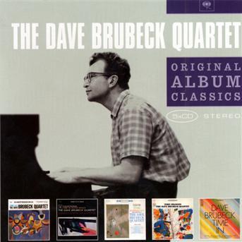 CD BRUBECK, DAVE - Original Album Classics (Time)