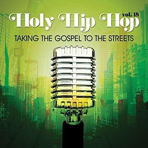 CD V/A - HOLY HIP HOP 18