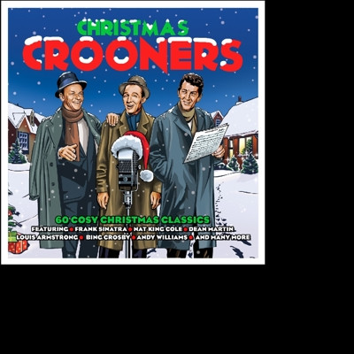 CD V/A - CHRISTMAS CROONERS