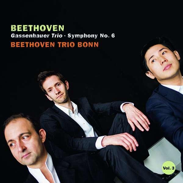 CD BEETHOVEN TRIO BONN - BEETHOVEN, GASSENHAUER TRIO & SYMPHONY NO.6