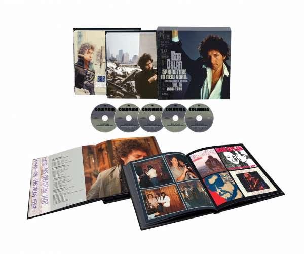 Bob Dylan - CD Springtime In New York: The Bo