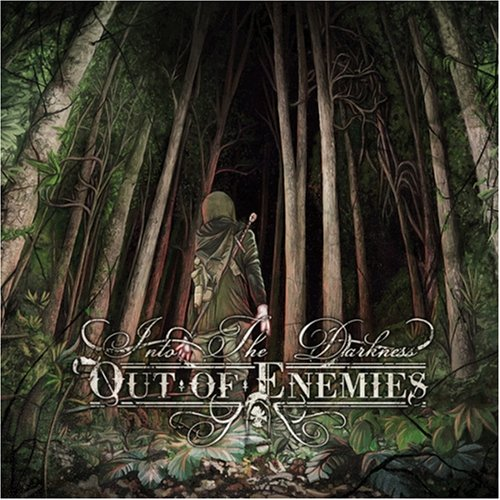 CD OUT OF ENEMIES - INTO THE DARKNESS