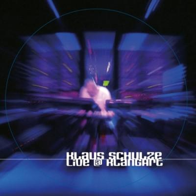 CD SCHULZE, KLAUS - LIVE AT KLANGART