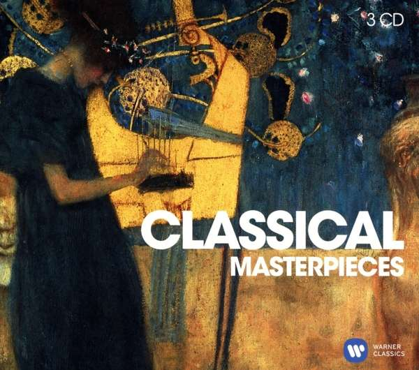 CD VARIOUS ARTISTS - CLASSICAL MASTERPIECES