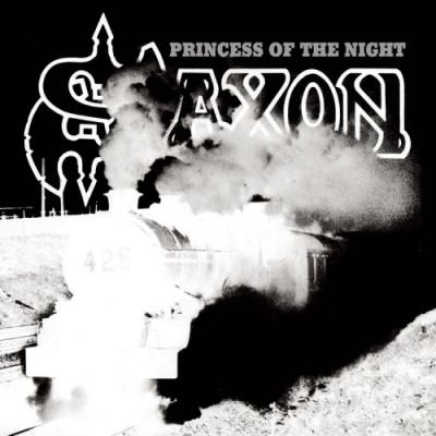 SAXON - Vinyl RSD - PRINCESS OF THE NIGHT