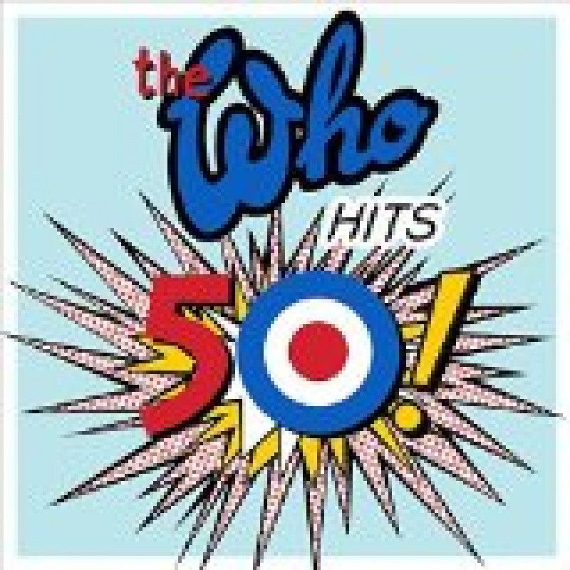 The Who - CD WHO HITS 50/DELUXE