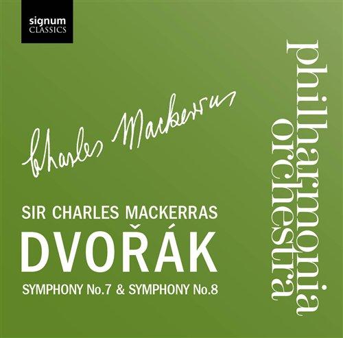 Antonín Dvořák - CD Symphony No.7 & Symphony No.8