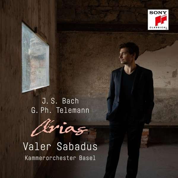 CD SABADUS, VALER - Bach & Telemann: Arias
