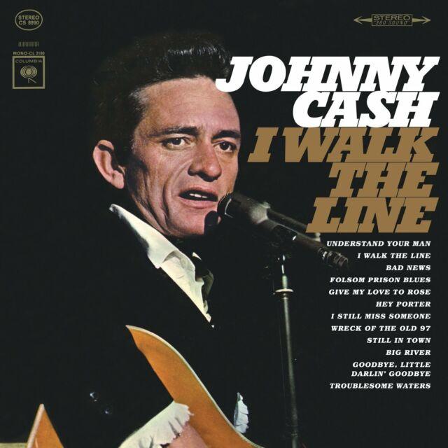 Vinyl CASH, JOHNNY - I WALK THE LINE