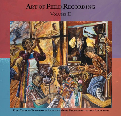 CD V/A - ART OF FIELD RECORDING VOLUME II