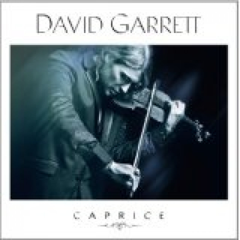 CD GARRETT DAVID - CAPRICE