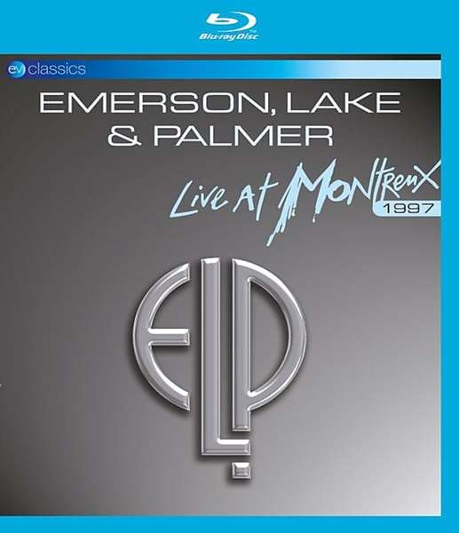 Blu-ray EMERSON, LAKE AND PALMER - LIVE AT MONTREUX 1997