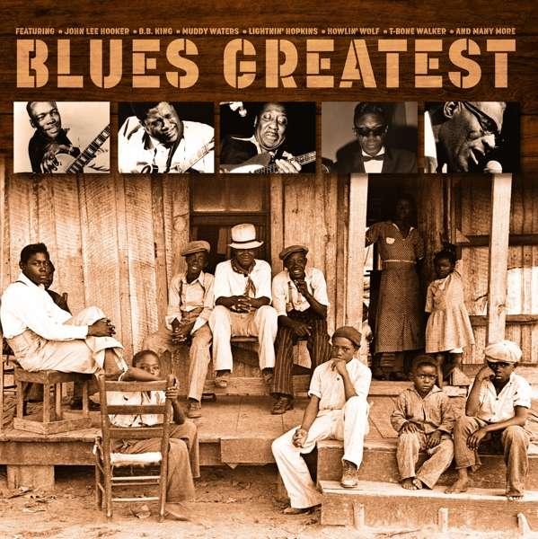 Vinyl V/A - BLUES GREATEST