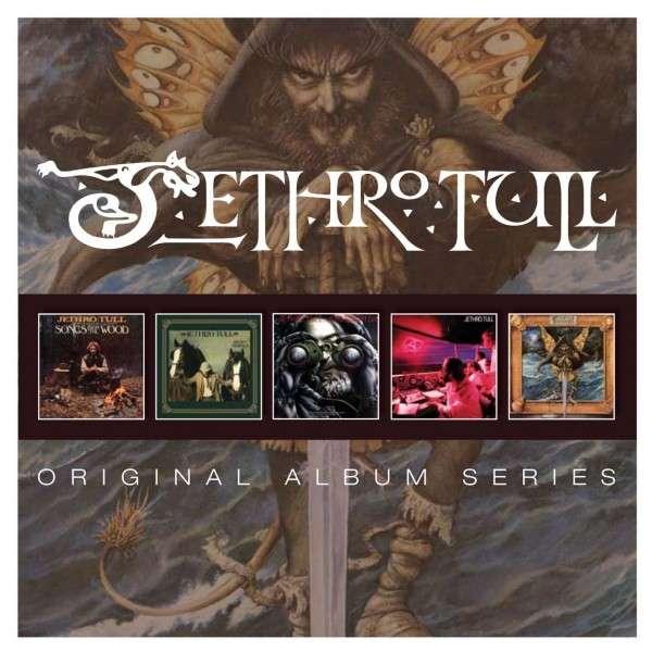 Jethro Tull - CD ORIGINAL ALBUM SERIES VOL.1