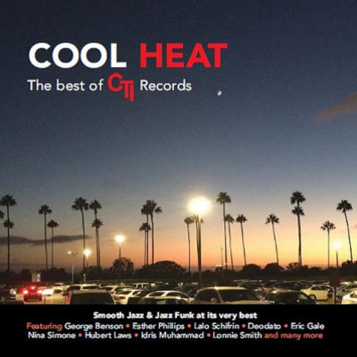 CD V/A - COOL HEAT - THE BEST OF CTI RECORDS