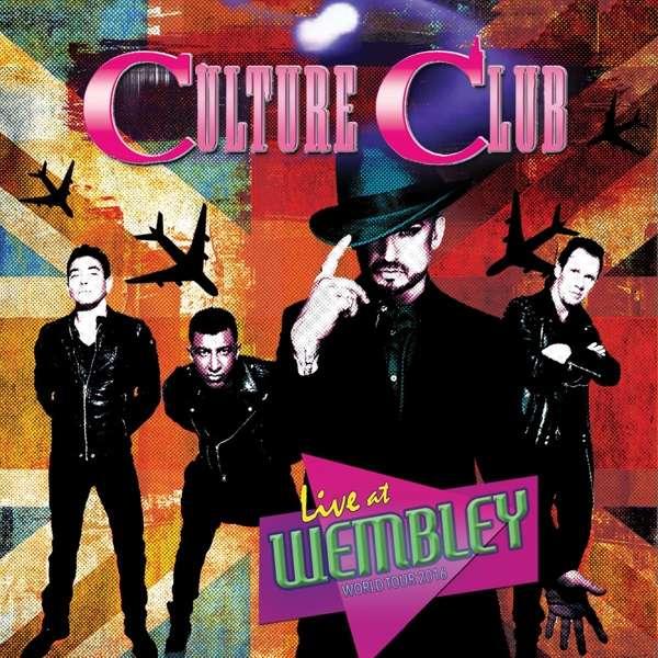 DVD CULTURE CLUB - LIVE AT WEMBLEY