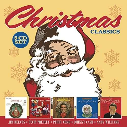 CD V/A - Christmas Classics
