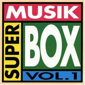 CD V/A - SUPER MUSIKBOX 1