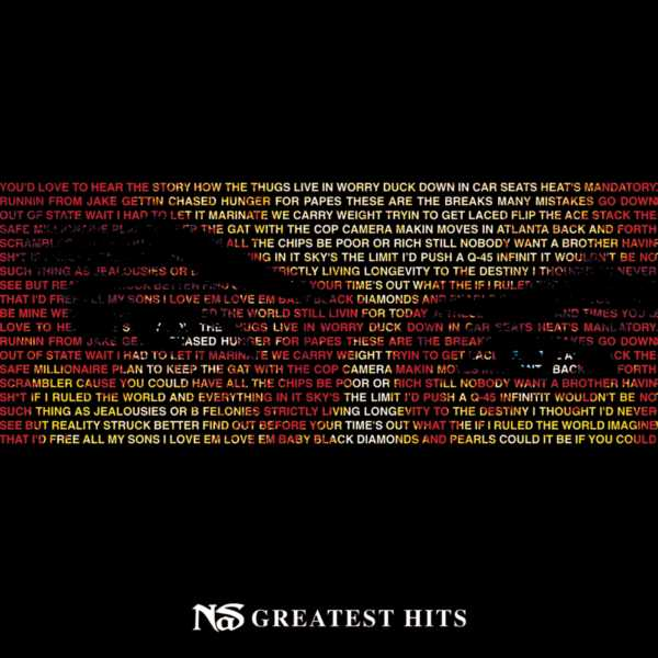 Nas - CD Greatest Hits
