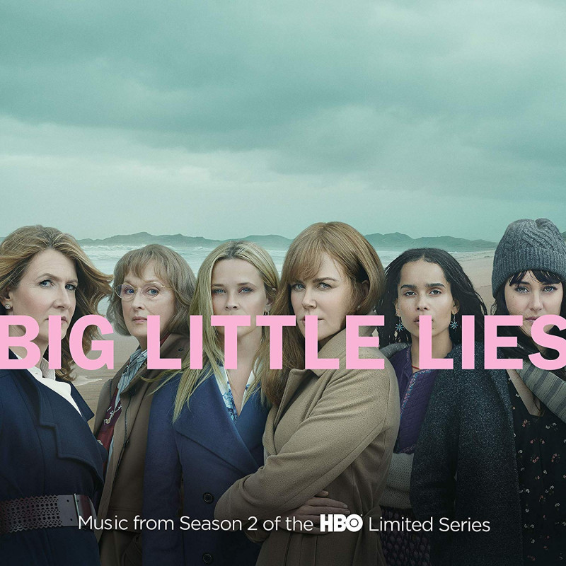 Soundtrack - CD BIG LITTLE LIES 2