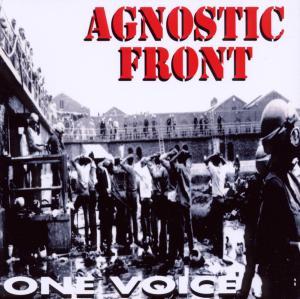 CD Agnostic Front - One Voice