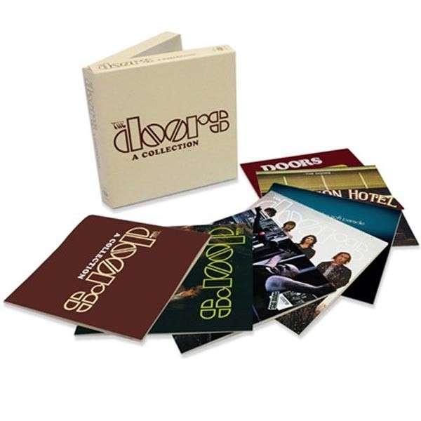 The Doors - CD A COLLECTION