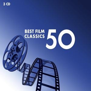 CD VARIOUS ARTISTS - 50 BEST FILM CLASSICS (2016)