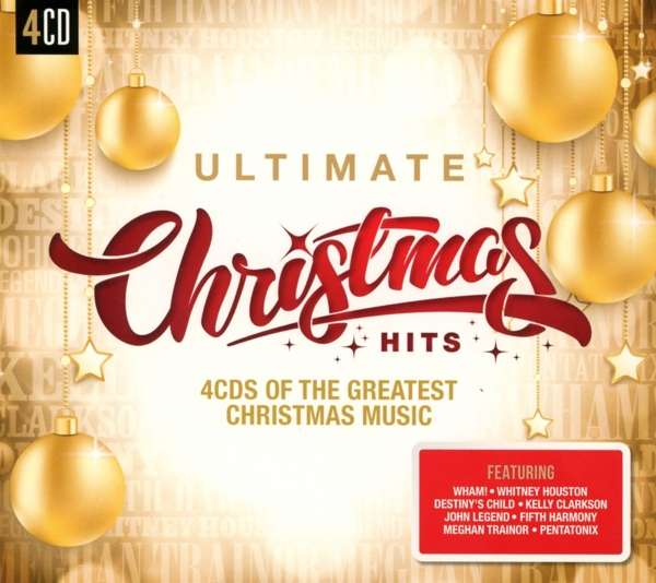 CD V/A - Ultimate... Christmas Hits