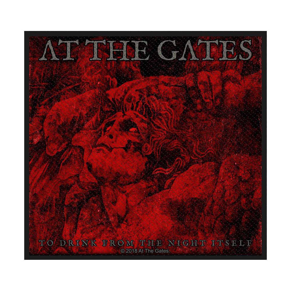 At The Gates - Nažehlovačka To Drink From the Night Itself