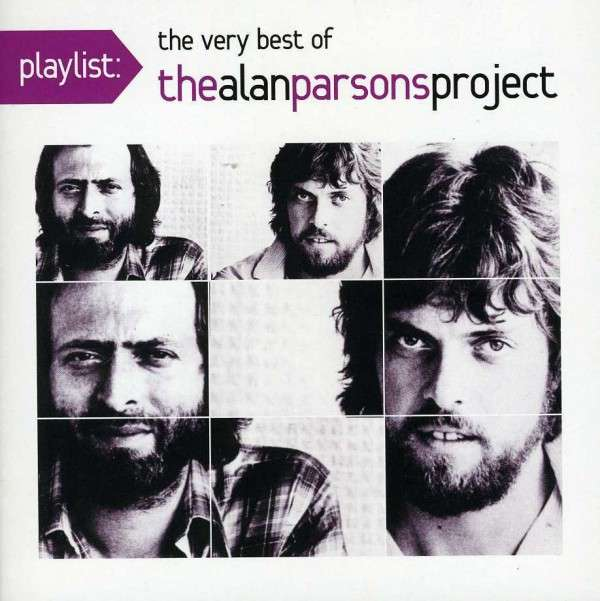 CD PARSONS, ALAN - Playlist: The Very Best of The
