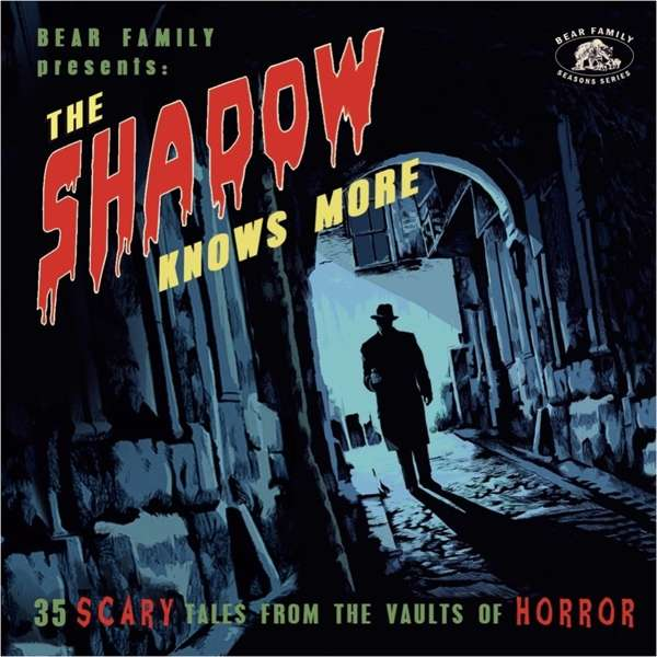 CD V/A - SHADOW KNOWS 2