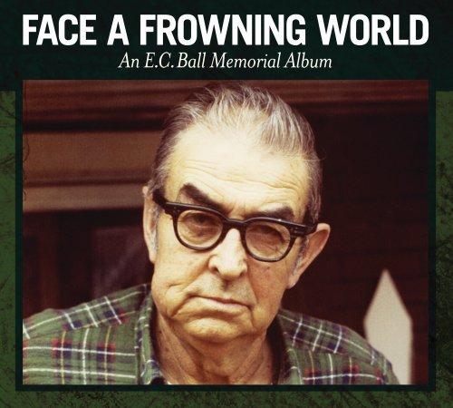 CD V/A - FACE A FROWNING WORLD/AN EC BALL MEMORIAL ALBUM