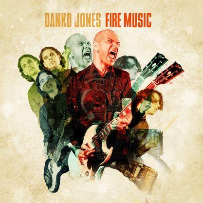 CD DANKO JONES - FIRE MUSIC