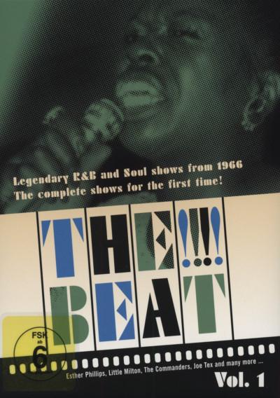 DVD V/A - BEAT VOL.1 SHOWS 1-5