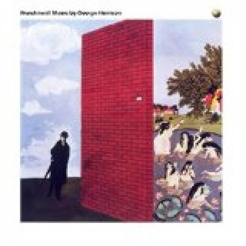 CD HARRISON GEORGE - WONDERWALL MUSIC
