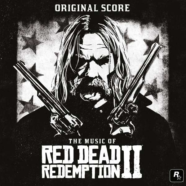 OST - CD MUSIC OF RED DEAD REDEMPTION 2