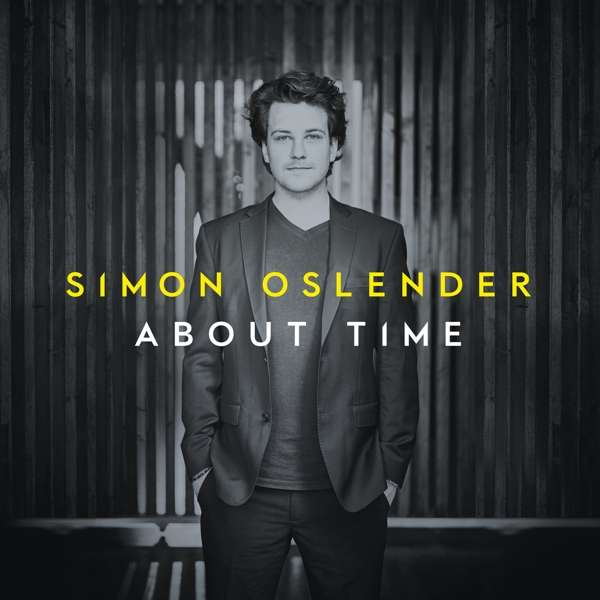 CD OSLENDER, SIMON - ABOUT TIME