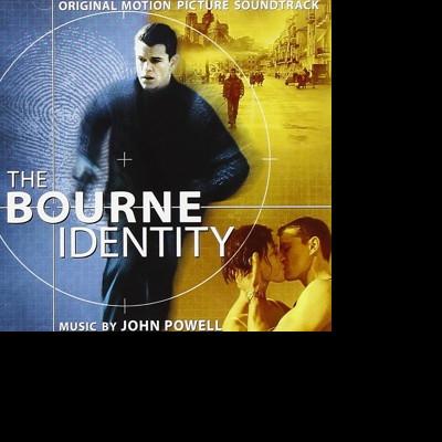 CD POWELL JOHN - THE BOURNE IDENTITY