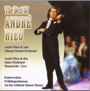 CD RIEU, ANDRE - BEST OF
