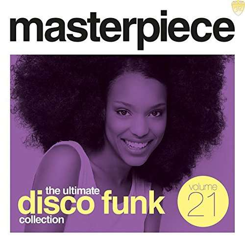 CD V/A - MASTERPIECE THE ULTIMATE DISCO FUNK COLLECTION VOL.21