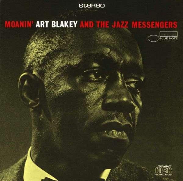 Vinyl BLAKEY A.&JAZZ MESS. - MOANIN'